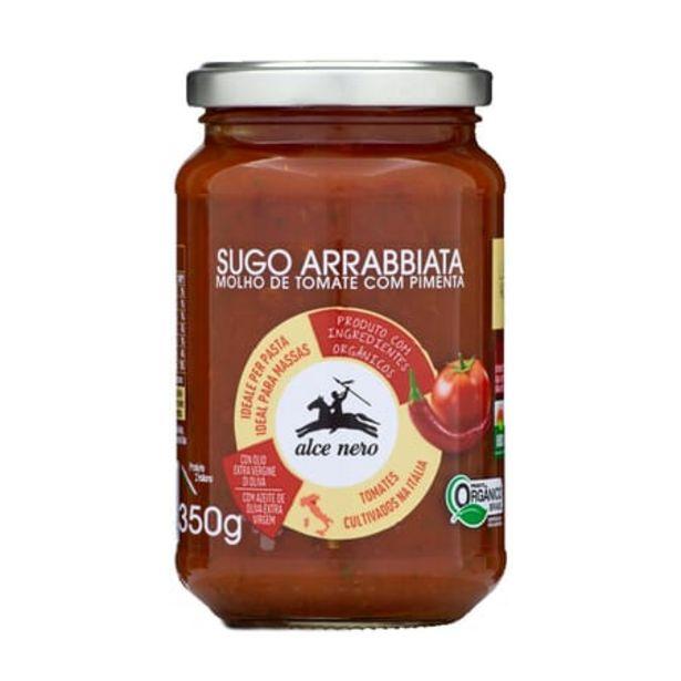 Oferta de Salsa De Tomate Arrabiata Bio 350g por 3,45€