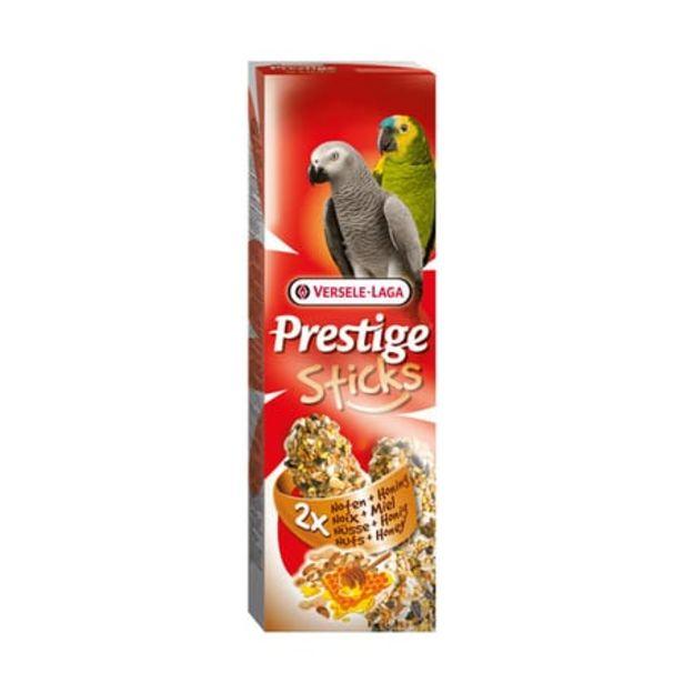 Oferta de Prestige Sticks Papagayos Nueces y Miel 2 x 30g por 3,78€