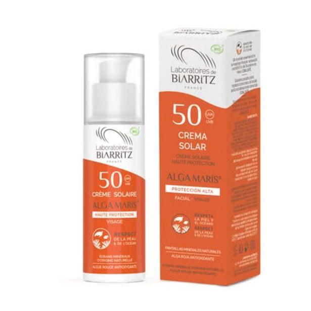 Oferta de Crema Solar Facial SPF 50 50 ml por 15,34€