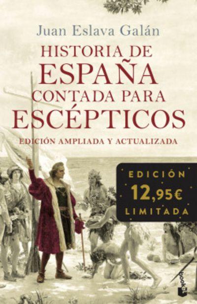 Oferta de Historia de España contada para escépticos por 12,95€