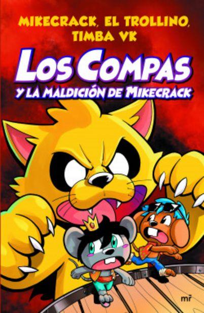 Oferta de Los Compas y la maldición de Mikecrack por 19,9€