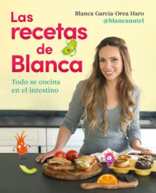 Oferta de Las recetas de Blanca por 20,9€