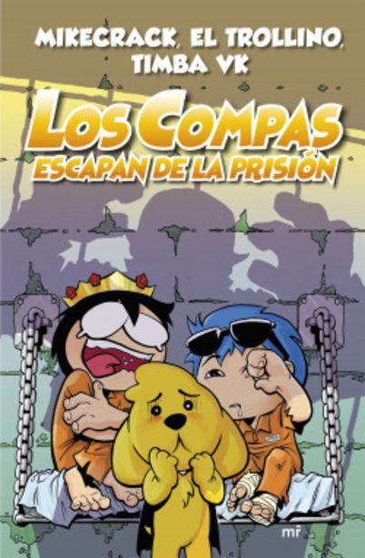 Oferta de Los Compas escapan de la prisión (nueva presentación) por 15,9€