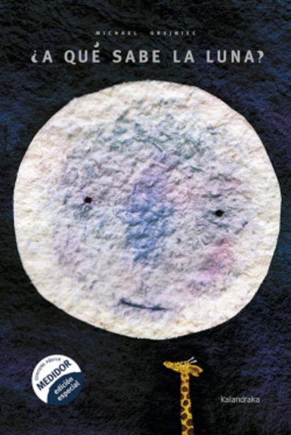 Oferta de ¿A qué sabe la luna? por 15€