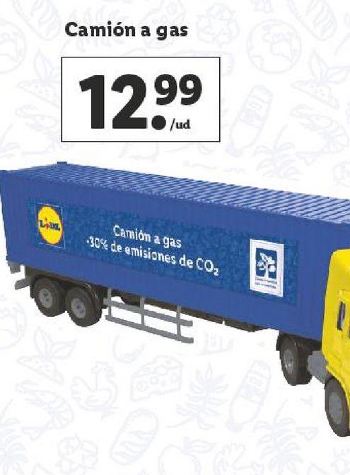Oferta de Camión de juguete por 12,99€