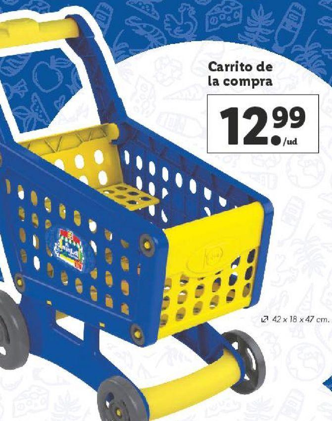 Oferta de Carrito de juguete por 12,99€
