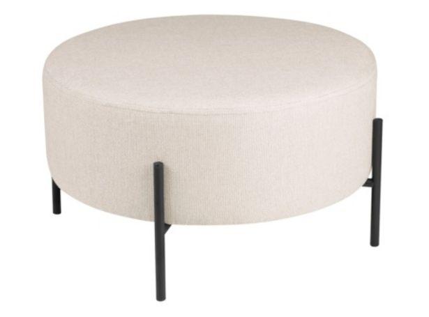 Oferta de Puf de 60 cm de diámetro. MODELO VERNE M por 161€