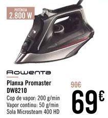 Oferta de ROWENTA Plancha Promaster DW8210  por 65€