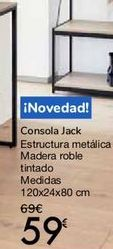 Oferta de Consola Jack por 59€