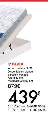 Oferta de FLEX Arcón madera FLEX  por 439€