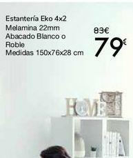 Oferta de Estantería Eko  por 79€
