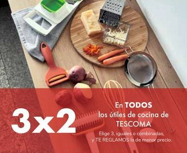 Oferta de En TODOS los útiles de cocina de TESCOMA por