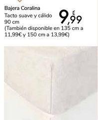 Oferta de Bajera Coralina  por 9,99€