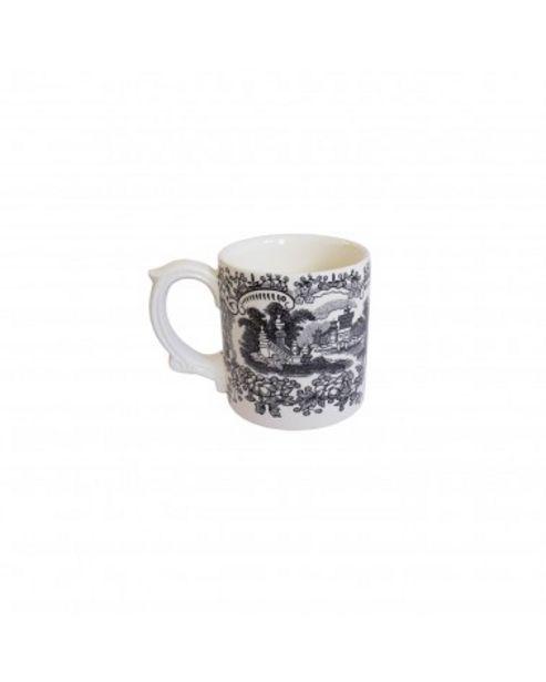 Oferta de Mug colección Negro Vistas por 14,95€