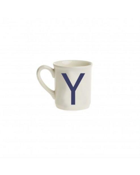 Oferta de Mug colección Alfabeto letra Y por 14,95€