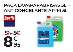 Oferta de Lavaparabrisas krafft por 8,95€