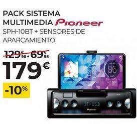 Oferta de Radio de coche Pioneer por 179€