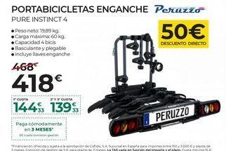 Oferta de Portabicicletas por 418€