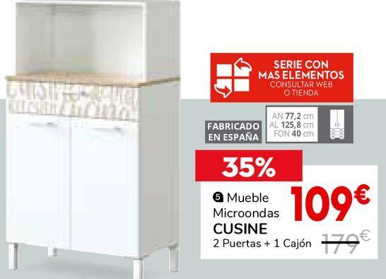 Oferta de Muebles de cocina por 109€