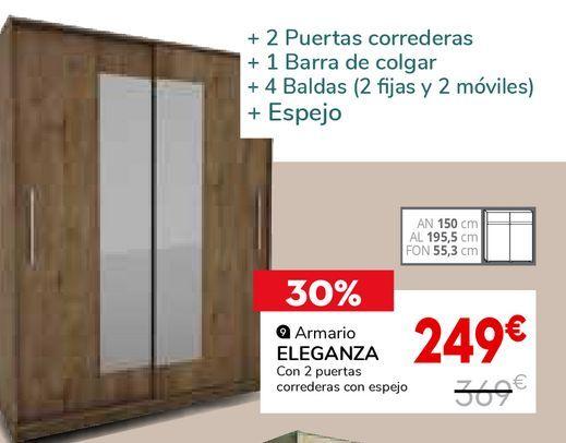 Oferta de Armarios por 249€