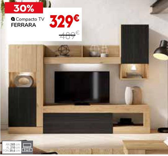 Oferta de Mueble tv por 329€
