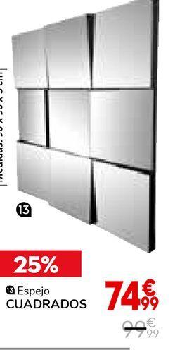 Oferta de Espejo por 74,99€