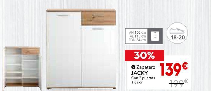 Oferta de Zapatero por 139€