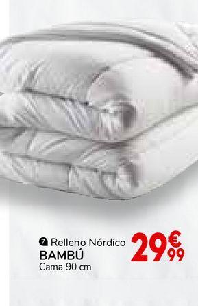 Oferta de Relleno nórdico por 29,99€