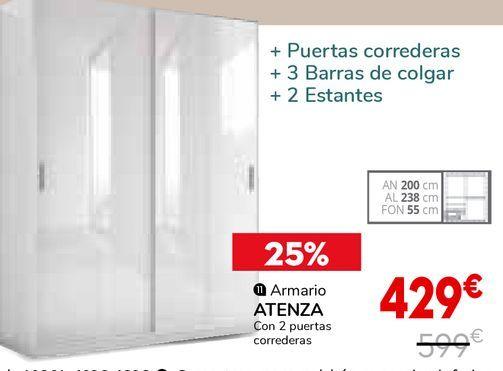 Oferta de Armarios por 429€