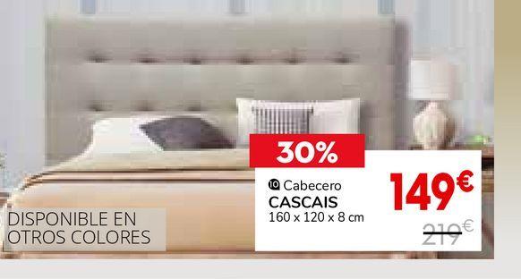 Oferta de Cabecero por 149€