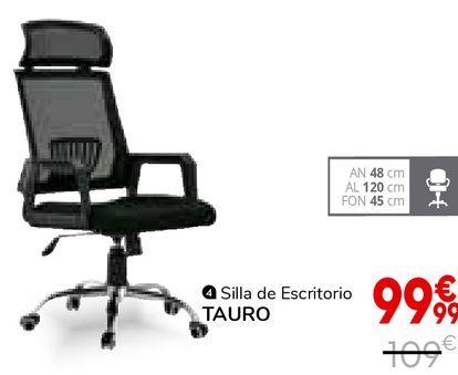 Oferta de Silla de oficina por 99,99€