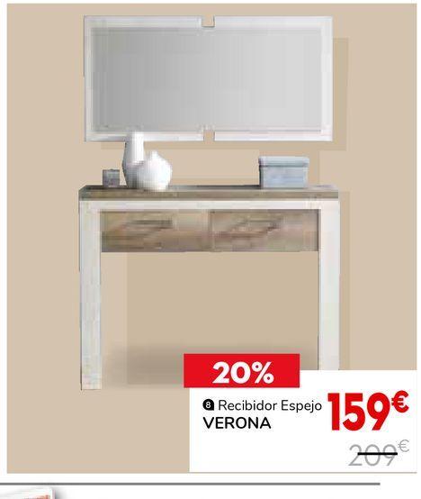 Oferta de Recibidor Verona por 159€
