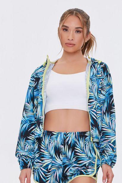 Oferta de Active Tropical Print Jacket por 12,8€