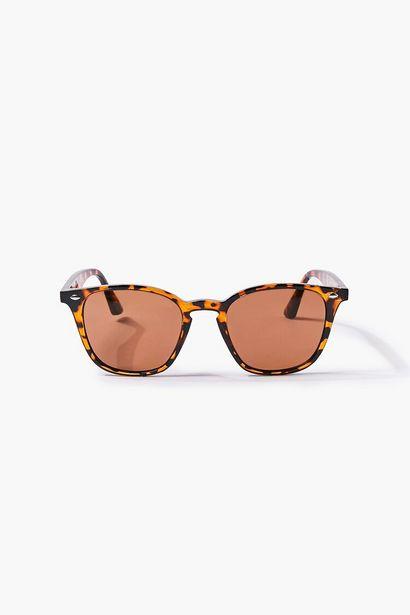 Oferta de Men Round Square Sunglasses por 4,95€