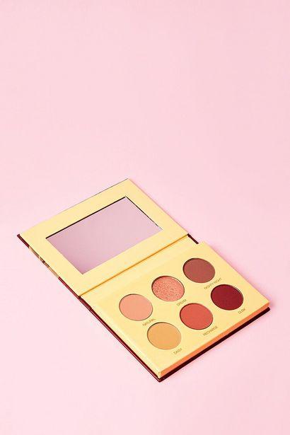 Oferta de Beauty Rust Eyeshadow Palette por 29€