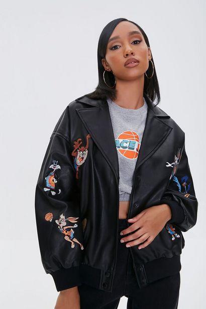 Oferta de Space Jam Graphic Moto Jacket por 48€