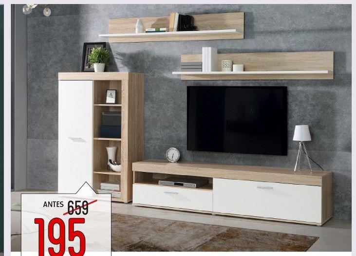 Oferta de Muebles de salón Anklan  por 195€