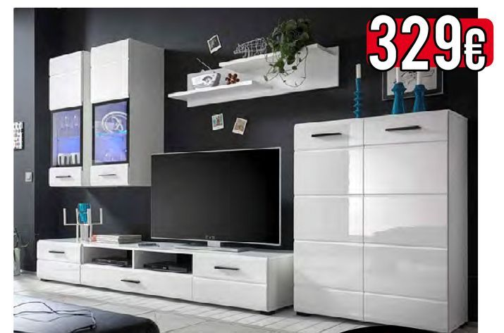 Oferta de Muebles de salón ALASKA  por 329€