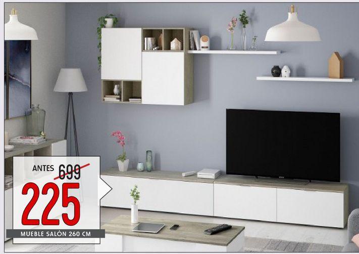 Oferta de Muebles de salón EVO por 225€