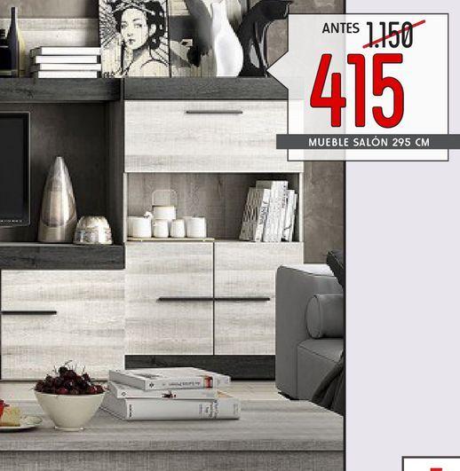 Oferta de Muebles de salón Sisney  por 415€