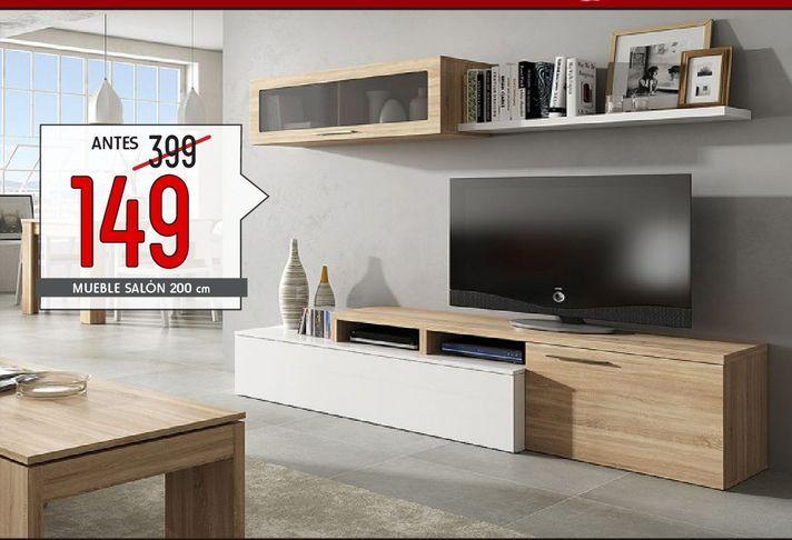Oferta de Muebles de salón NEXUS  por 149€
