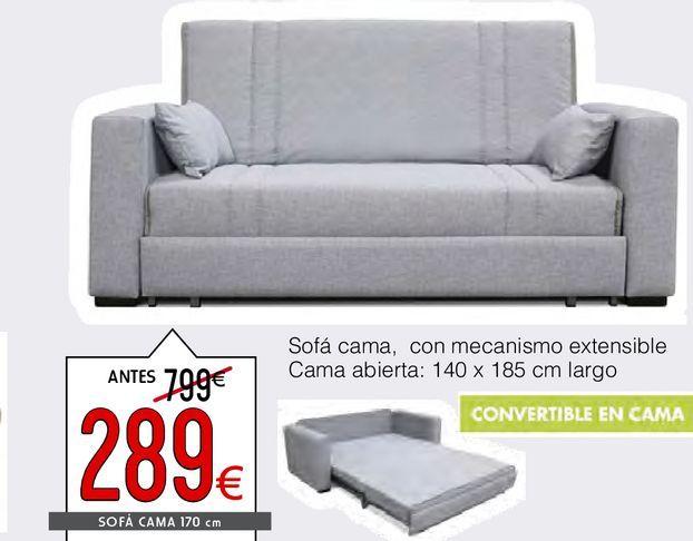 Oferta de Sofá cama SINTRA  por 289€