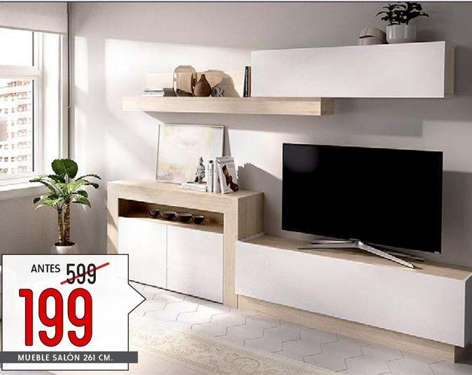 Oferta de Muebles de salón ENNA por 199€