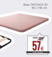 Oferta de Base de colchón por 57€