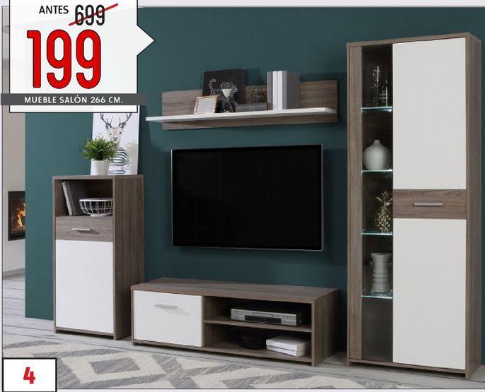 Oferta de Muebles de salón GULADA  por 199€