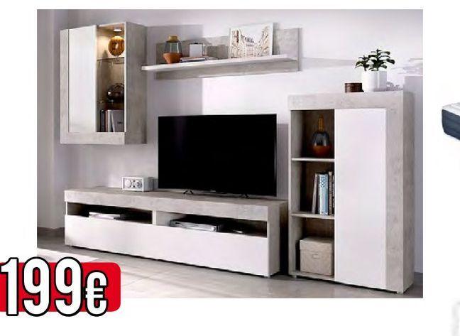 Oferta de Muebles de salón ALASKA  por 199€