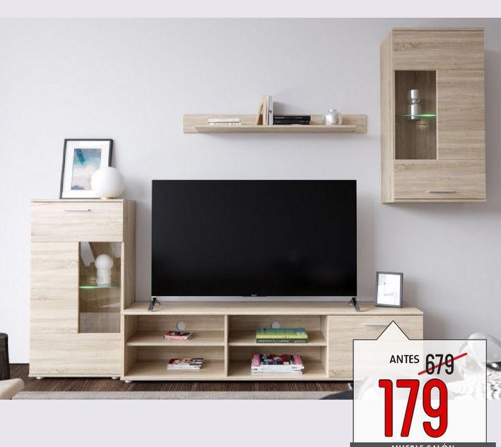 Oferta de Muebles de salón FRONTAL  por 179€
