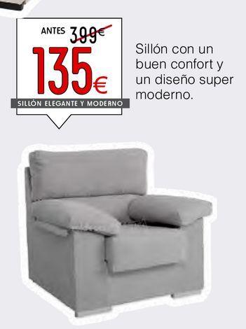Oferta de Sillones ABRIL por 135€