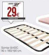 Oferta de Somier por 29€