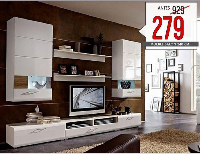 Oferta de Muebles de salón por 279€